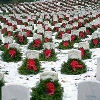 Wreaths Across America - Washington Veterans Home Cemetery, Retsil