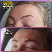 Semi Permanent Make-up by Michele.