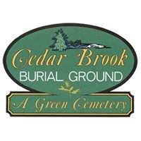 Cedar Brook Burial Ground