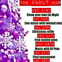 The Vault Bar Cavan