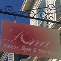 Luna salon spa and boutique