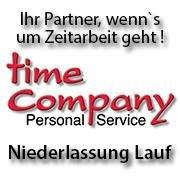 time company Personal Service GmbH Lauf