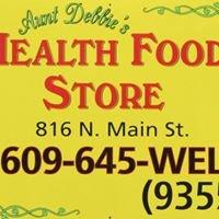 Aunt Debbie's Health Food Store