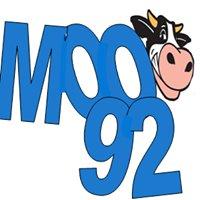 Moo 92 WMOO  92.1 FM