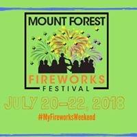 Mount Forest Fireworks Festival - Official