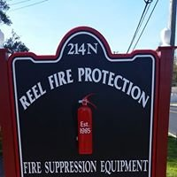 Reel Fire Protection