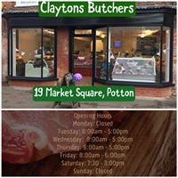 Claytons Family Butchers & Caterers