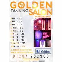 Golden Tanning Salon