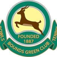 Bounds Green Bowls & Tennis Club