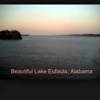 Eufaula Lake State Park/Bass Lake Point. ALABAMA!