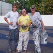Evergreen Tennis Courts