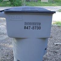 Roberts Trash Service