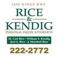 Rice & Kendig