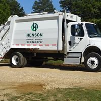 Henson Trash Service