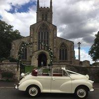 Pearl Wedding Car