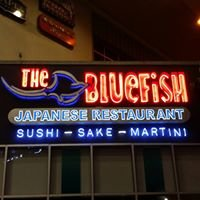 The Blue Fish Sushi & Martini Bar