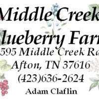 Middle Creek Blueberry Farm