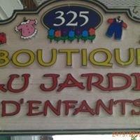 Boutique Au Jardin D'Enfants