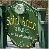 Saint Anne Shrine - Sturbridge, Massachusetts