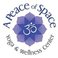 A Peace of Space Yoga & Wellness Center