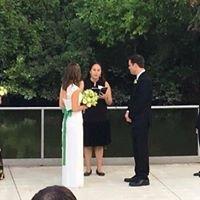 Nicole Kanani Hutchison, Wedding Officiant