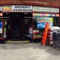 Greiner's Hardware