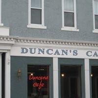 Duncan,s Cafe