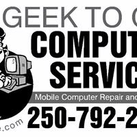 A Geek To Go Mobile Computer Repair & Tutoring