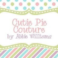 Cutie Pie Couture by Abbie Williams