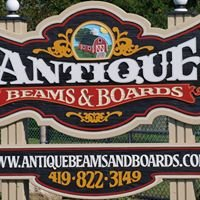Antique Beams & Boards