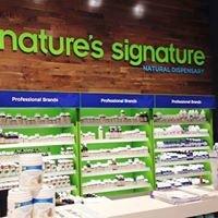 Nature's Signature - Metro