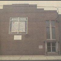 Tasker Street Missionary Baptist Church