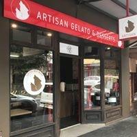 Little Red Wolf Artisan Gelato and Desserts