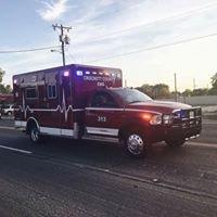 Crockett County EMS in Ozona Texas