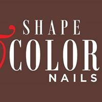 Shape and Color Nails