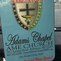 Adams Chapel AME Church