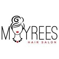 Mayrees salon Aberdeen