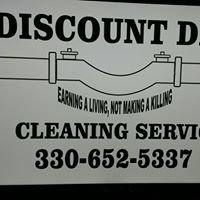 Discount Drain Cleaning Service