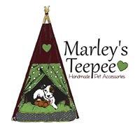 Marley's Teepee - Handmade Pet Accessories