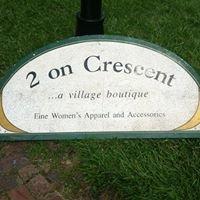 2 On Crescent