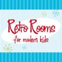 Retro Rooms for modern kids