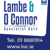 Lambe O Connor Cars