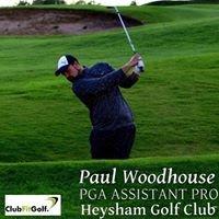 P Woodhouse Golf