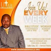 UNION TABERNACLE MISSIONARY BAPTIST CHURCH