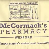 McCormacks Pharmacy Wexford