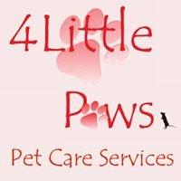 4 Little Paws Pet Care
