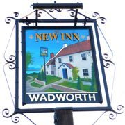 The New Inn, Blagdon