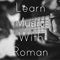 Learn Music with Roman