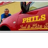 Phils Tool Hire Ltd