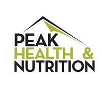 Peak Health & Nutrition